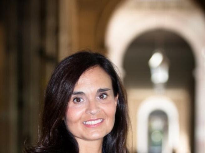 Laura Molist, directora territorial de Vodafone para Cataluña y Aragón.